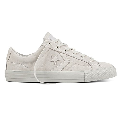 Converse Mens Star Player Oxford Grey Suede Trainers 7 US