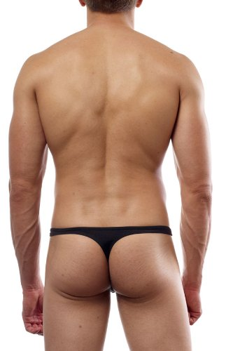 Cover Male Thong Black