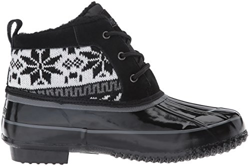 Boot Snow Black Khombu Jazzy Women's SE1xnqt