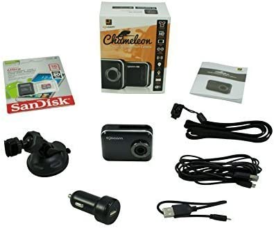 No GPS OC-0900 Ojocam Chameleon Multi Purpose Dash Camera with 16GB