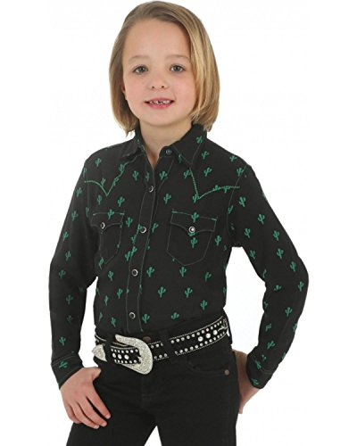 wrangler-girls-rock-47-cactus-print-shirt-black-medium