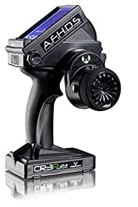 Absima - Emisora 3 Channel Radio System CR3P, 2.4 GHz (2000002)