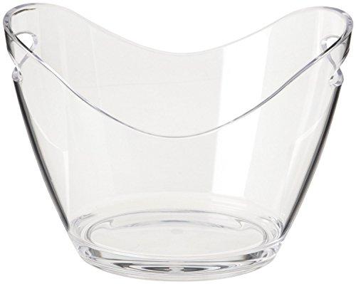 Agog Bucket Acrylic Champagne Bottles product image