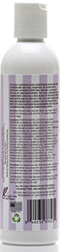 TotLogic Sulfate Free Baby Shampoo- Lavender Bliss Hair Care, 8 oz, No Phthalates, No Formaldehyde, Infused With Natural Antioxidants and Botanicals by TotLogic (Image #4)