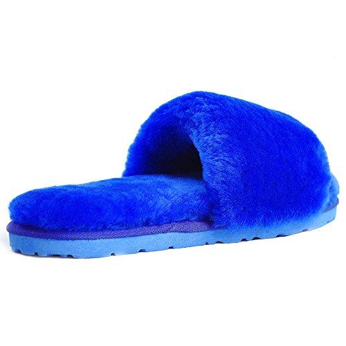 Verano De Fuera Blue Habitación OME amp;QIUMEI Zapatillas Zapatillas Aire Acondicionado gRqxqIw