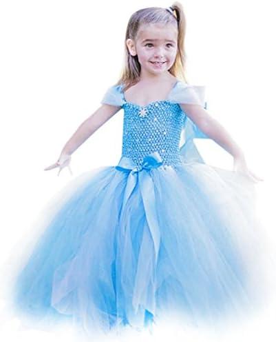 iPretty Vestido infantil Disfraz de Princesa para Fiesta Carnaval ...