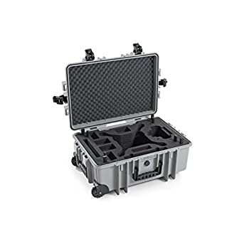 Image of B&W International Type 6700 Ready-To-Fly Original Outdoor Case for DJI Phantom 4 Camcorder Cases