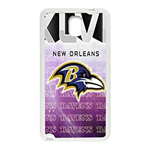 Baltimore Ravens NFL Logo Phone Case for Samsung Galaxy Note3