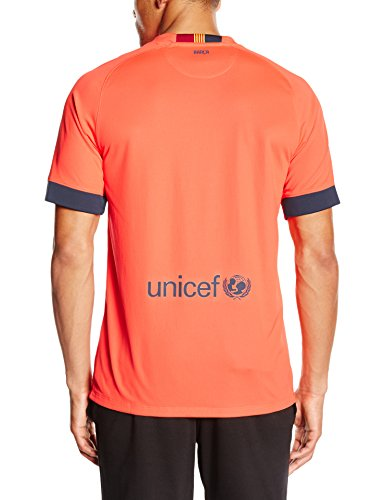 Nike Fcb Away Stadium - Camiseta de fútbol Rojo
