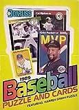 1989 Donruss Baseball Card Unopened Hobby Box (Griffey, Schilling, Johnson, Smotz, Biggio RC's)