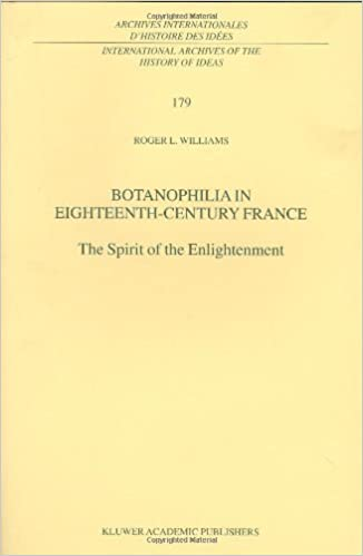 Botanophilia in Eighteenth-Century France: The Spirit of the