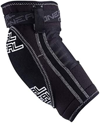 Large//X-Large Black ONeal Pee Wee Elbow Guards