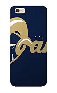 05457513319 Case Cover, Fashionable Iphone 6 Plus Case - St Louis Rams Nfl Football