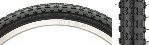 Kenda K50 BMX Tire 20 x 2.125 Black Steel by Kenda