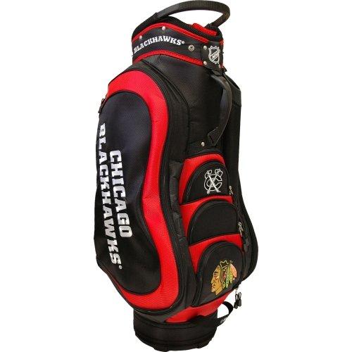 NHL Chicago Blackhawks Medalist Cart Golf Bag