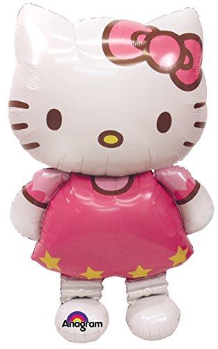 Anagram International Hello Kitty Air Walker, Pink]()