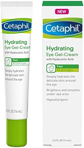Cetaphil Hydrating Gel Cream Hyaluronic Acid product image