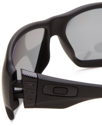 9fe0de57a5 Oakley Big Taco OO9173-04 Polarized Oversized Sunglasses