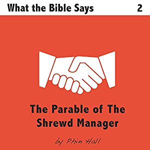 The Parable of the Shrewd Manager Audiobook