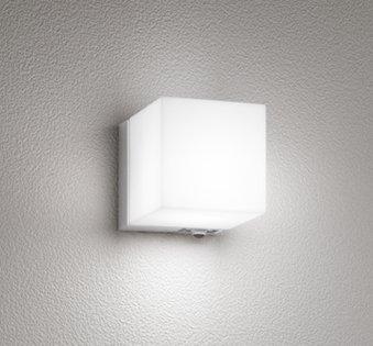 ODELIC(オーデリック) LEDポーチライト エクステリア 防雨型 人感センサ 白熱灯60W相当 昼白色 OG254795NC B07DQNZY5N 10880