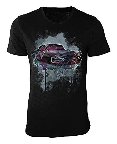 Buick Oldtime T-Shirt stilvolles Designershirt von Paul Sinus