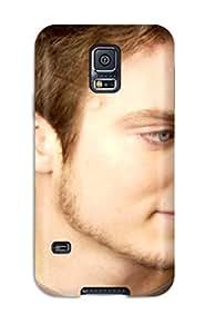 High Grade JaredHaley Flexible Tpu Case For Galaxy S5 - Men Male Celebrity Elijah Wood0879