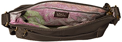 The Cocoa Sak Iris Sak Crossbody The XqXwTr8