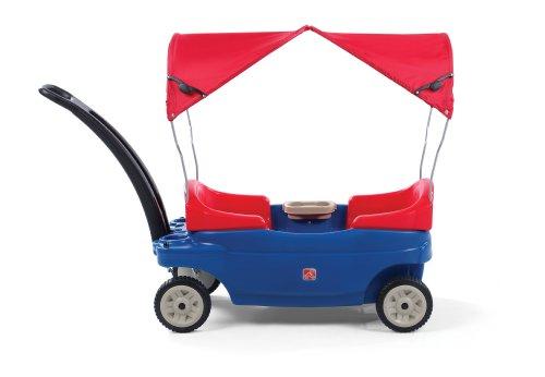 Step2 Step 2 Versa Seat Wagon With Canopy