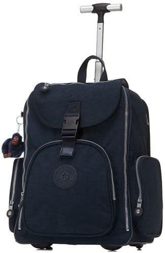 B000078QUX Kipling Alcatraz Wheeled Backpack, True Blue, One Size 41Gg2BxIBT3L