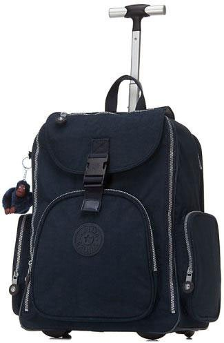 Kipling Alcatraz Wheeled Backpack, True Blue, One Size