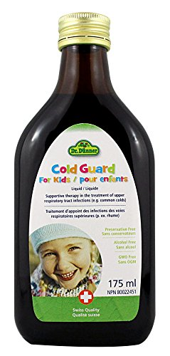Dr. Dunner Cold Guard For Kids, 175 ml
