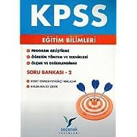 Seçenek KPSS Eğitim Bilimleri Soru Bankası 2
