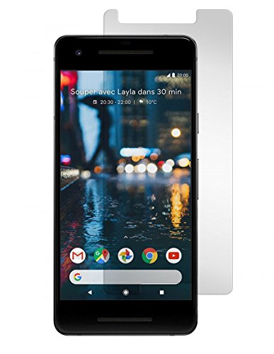 Gadget Guard Black Ice Edition Tempered Glass Screen Guard For Google Pixel 2 - Clear Clear Screen Guard