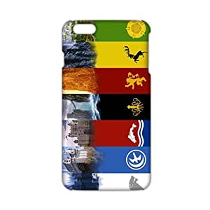 Cool-benz Wonderful country scenery 3D Phone Case for iPhone 6 plus
