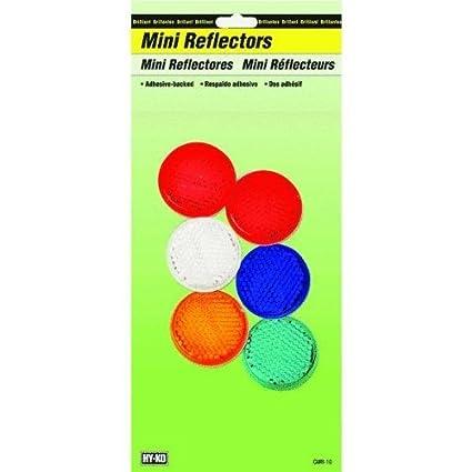 "Hy-Ko CMR-10 Mini Reflectors 1-1//4/"""