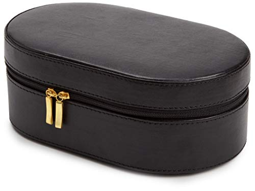 WOLF 280602 Heritage Oval Zip Case, Black from WOLF
