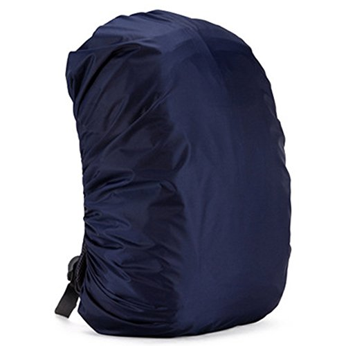 SINAIRSOFT Backpack Waterproof Cover for 20L 30L 35 40L 50L 60L 70L 80L Backpack (Royal Blue, 20-35L)
