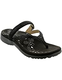 Taos Women's Trip Leather Sandal