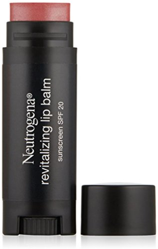 Neutrogena Revitalizing Lip Balm Ingredients - 1