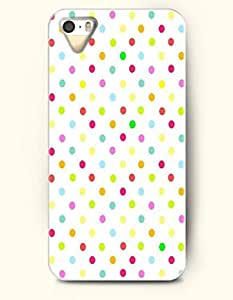 iPhone 5/5S Case, SevenArc Phone Cover Series for Apple iPhone 5 5S Case (DOESN'T FIT iPhone 5C)-- Colorful Regularly...