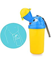 SH-RuiDu Portable Reusable Baby Child Potty Urinal Emergency Toilet Training Pee for Camping Car Travel For Boys & Girls
