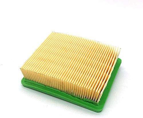 Filtro de aire para cortac/ésped Fuxtec FX-RM 5.5 5.0 FX-RM1855 FX-RM1860 FX-RM2055 FX-RM2060 FX-RM2060PRO FX-RM2060S FX-RM20SA60