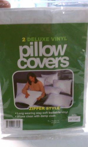 Zipper Style Pillow Encasements