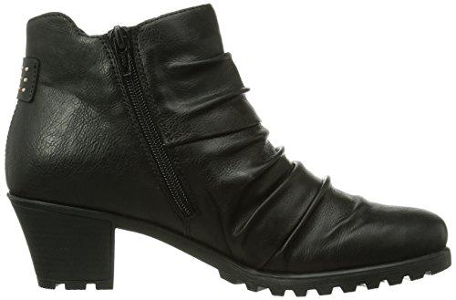 00 Classics Doublure Femme Schwarz Y8093 Chaude Bottes Noir De 00 schwarz Moyenne Hauteur Rieker COtqZRzz