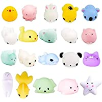 JN Toys Ultra Soft Squishies Set of 10
