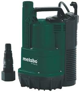 Metabo Tauchpumpe Tp7500Si M.Interg.Schalter