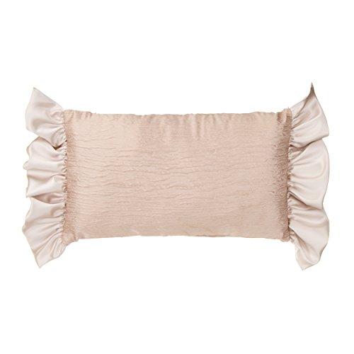 5 Piece Crib Ensemble - Glenna Jean Angelica Rectangle Pillow, Pink, 12