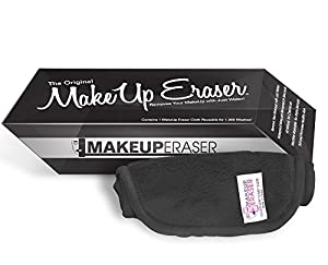 Makeup Eraser Chemical Free Removing Cloth, Black