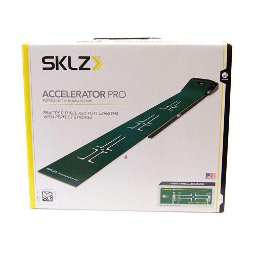 SKLZ Accelerator Pro Ball Return Putting Mat