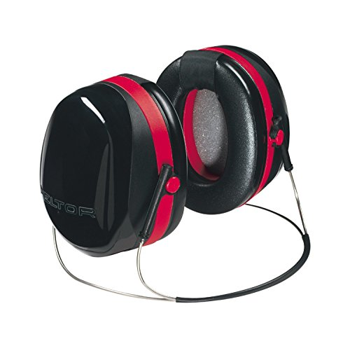 3M Peltor Optime 105 Behind-the-Head Earmuffs, Hearing Conservation H10B